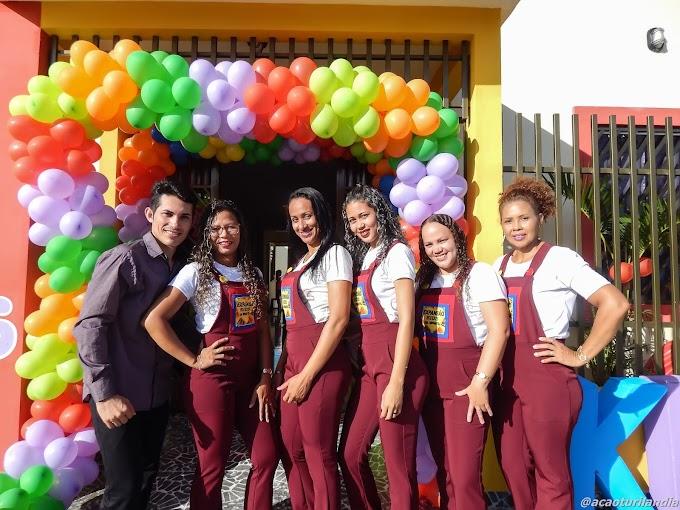 Inauguração do Centro Educacional Expansão Kids em Santa Helena