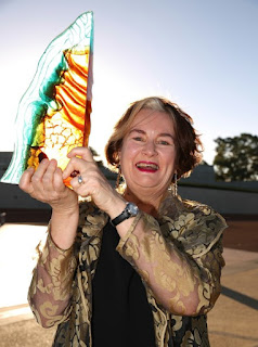 2015 Senior Australian of the Year (Jan. 24, 2015 - Source: Stefan Postles/Getty Images AsiaPac)