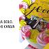 Papel de arroz para bolos com o design do Canva online