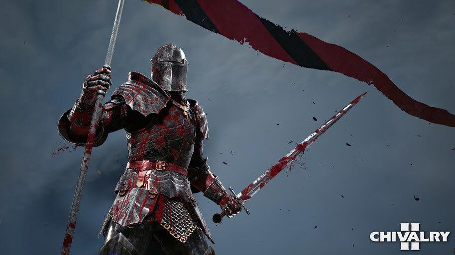 Chivalry 2, Game, Knight, Banner, 4K, #5.2177