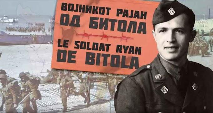 Pande Matevski - Der mazedonische US Soldat der beim D-Day sein Leben verlor