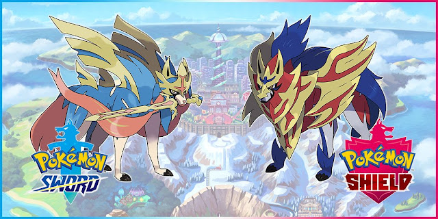 7 Pokemon Terbaru di Pokemon Sword and Shield Akhirnya Rilis Bersama Trailer yang Epik!