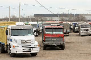 Exportaciones del Agro paralizadas - ¿La oportunidad del Ferrocarril?