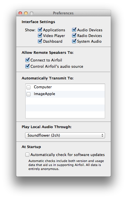 mac and i: Stream any Audio to your AirPortExpress (AirPlay)
