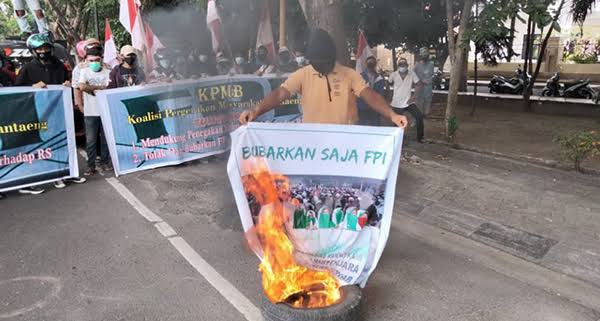 Kalau De Jure yang Dimasalahkan, FPI Bisa Reborn jadi Front Perjuangan Islam