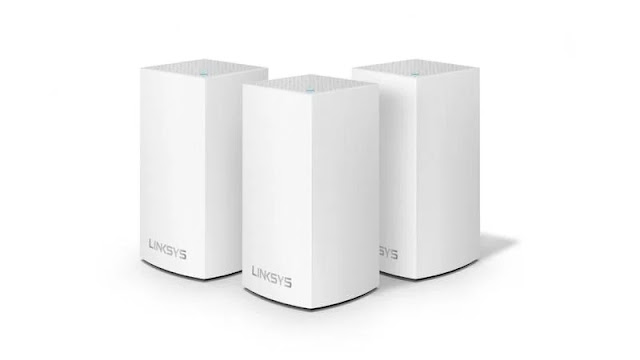3. Linksys Velop Dual Band