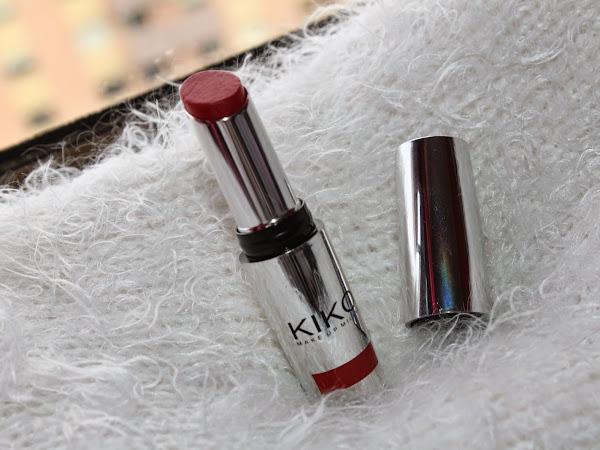 Review - Os meus batons da Kiko