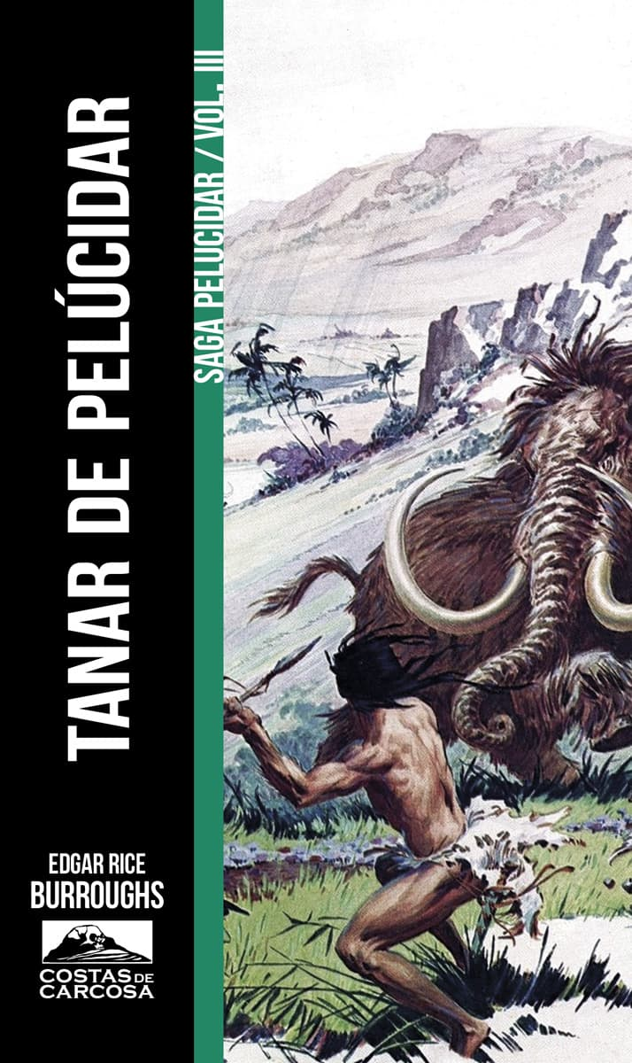 Tanar de Pelúcidar, de Edgar Rice Burroughs