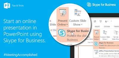 Lima Tips untuk Menggunakan Skype for Business