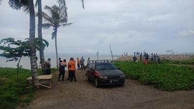 Seorang Pelajar SMK Asal Sukamulia Tenggelam di Pantai Sepolong, Labuhan Haji