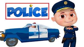 पुलिस पर निबंध। Essay on Police in Hindi