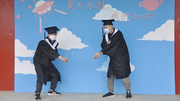 成為沒有典禮的畢業生 建國科大學生難掩失落