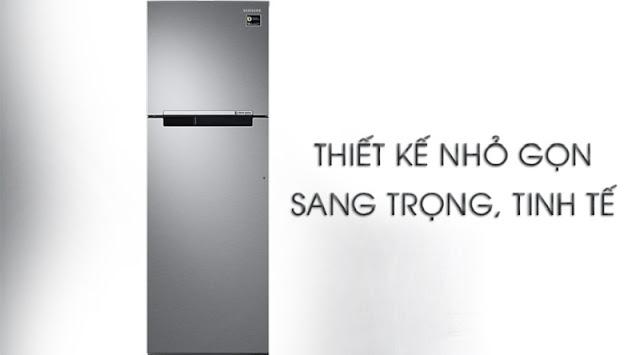 Tủ lạnh Samsung Inverter 256 lít RT25M4033S8/SV