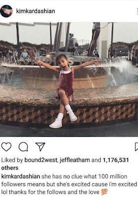 Kim instagram