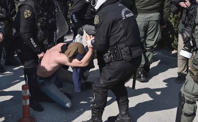 Συλλήψεις στο ΑΠΘ: «Στόχος δεν είναι η εγκληματικότητα αλλά οι φοιτητές»