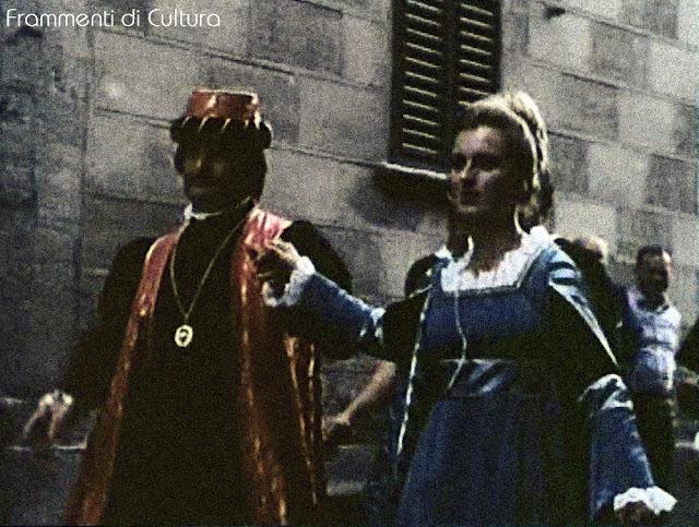Il Palio dei Castelli del 1973