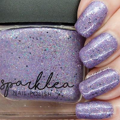 Sparklea Nail Polish Floo Powder