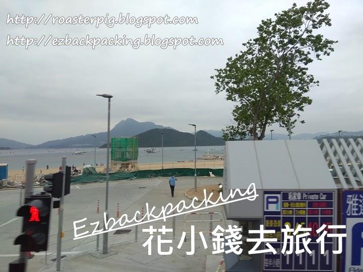 龍尾泳灘停車場