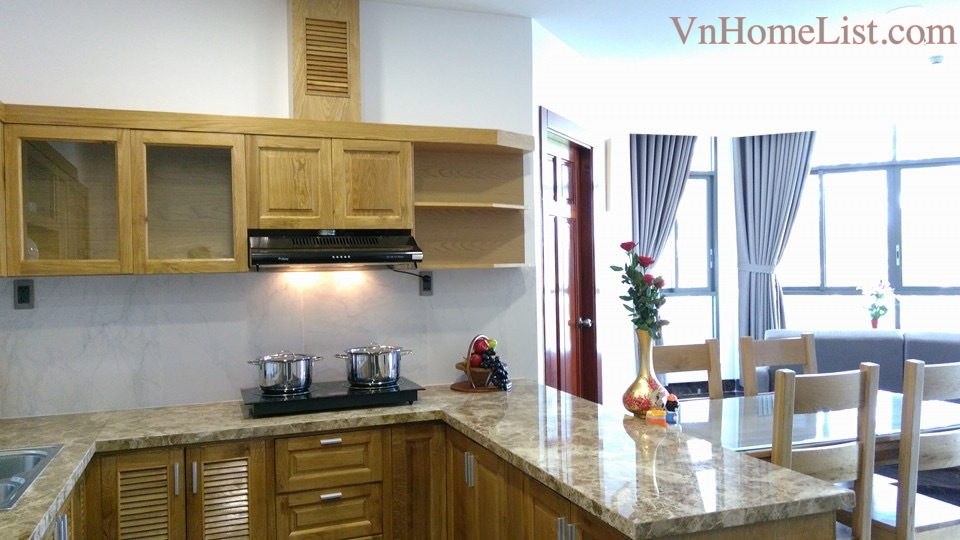 Beautiful SERVICED APARTMENT Vung Tau Front Beach Location