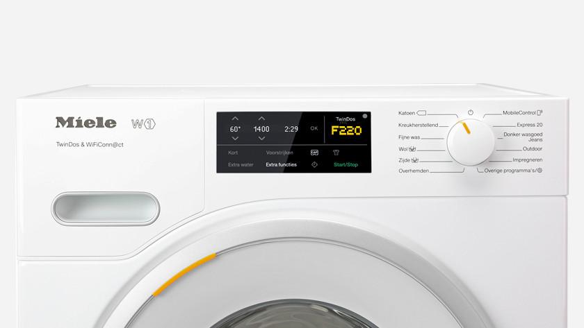 Miele Waschmaschine Fehler F63 - F220