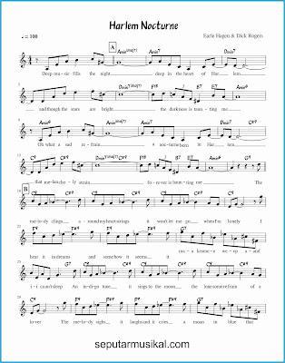 harlem nocturne 1 lagu jazz standar