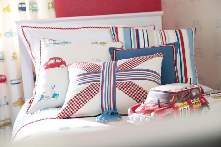 brytyjskie poduszki