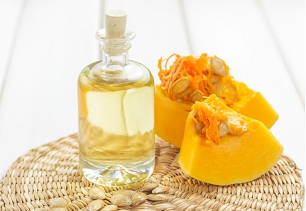 What are the benefits of pumpkin seed oil for the skin