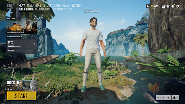 Pubg Pc Lite: Sanhok Map has arrived. (www.techark.in)