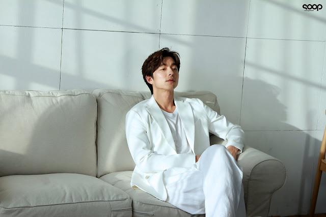 時尚芭莎雜誌採訪 孔劉:感謝每一個角色給我的鞭策和責任