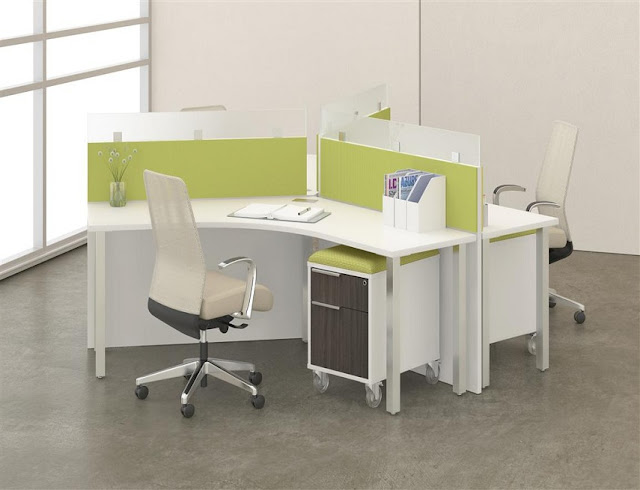 best buy white modern office furniture pods for sale online