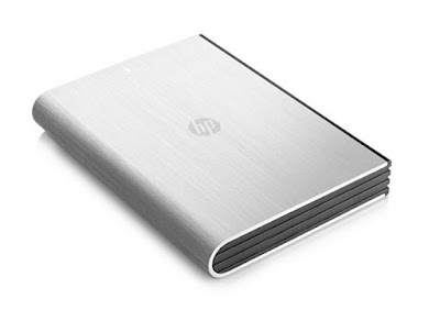 HP 1 TB Wired External Hard Disk