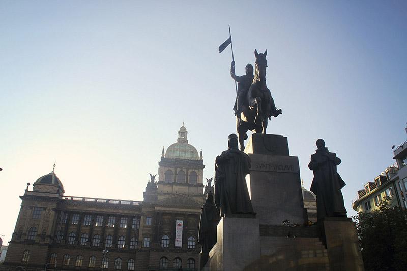 Wenceslas Square – Prague