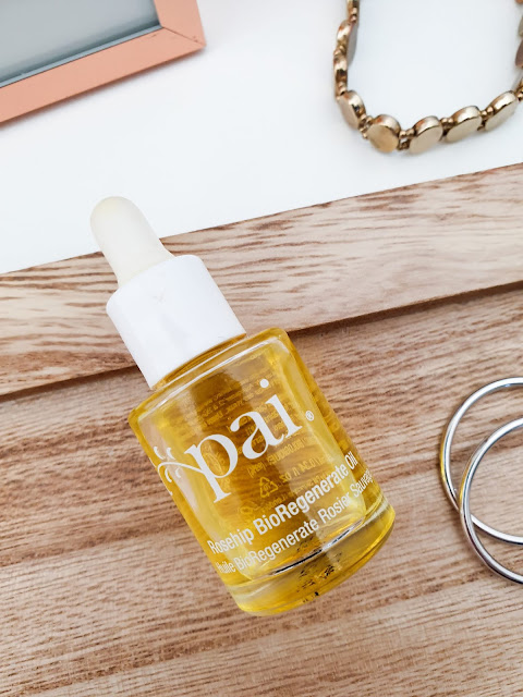 Review Rosehip BioRegenerate Oil Pai