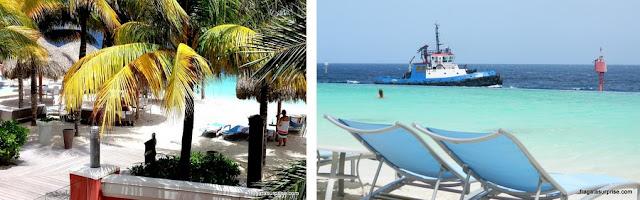 Piscina do Renaissance Curaçao Resort