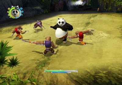 Kung Fu Panda PC Game_5