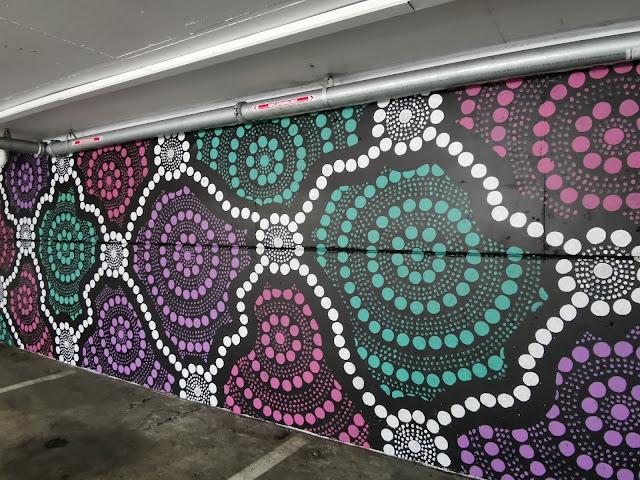 Street Art in Wollongong by Zachary Bennett-Brook