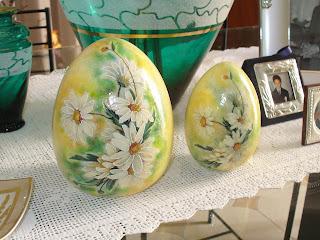 decorazioni uova pasquali