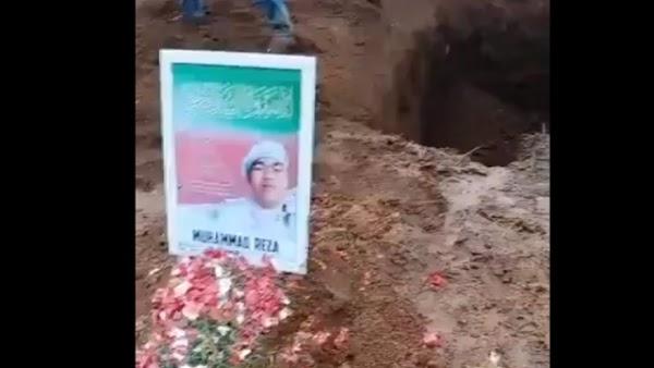 Sosok Muhammad Reza, Anak Yatim yang Berbakti Kepada Ibu, Ditembak Mati Polisi