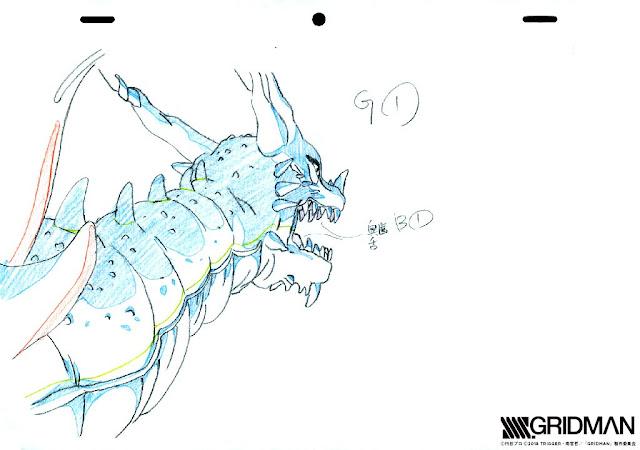 dibujos de criaturas