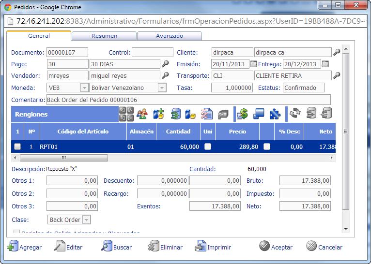 Software ERP/CRM en la Nube, Sistema administrativo venezuela, saas venezuela, erp en la nube venezuela, contabilidad online venezuela, software contable web
