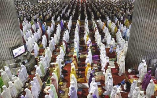 Lafadz Niat Sholat Sunnah Tarawih Dan Doanya Lengkap Dengan Terjemahannya