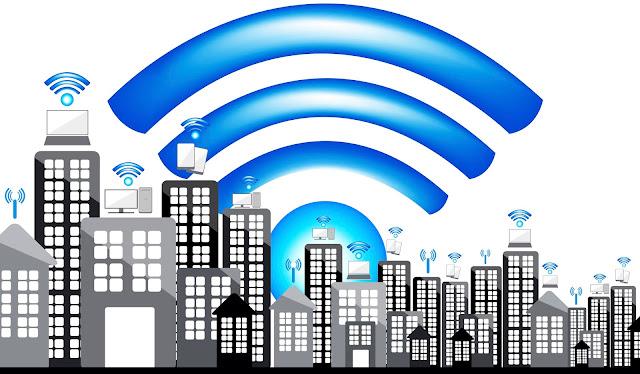 أدخل ألى شبكات الواي فاي القريبة منك وتمتع بأنترنت مجاني!