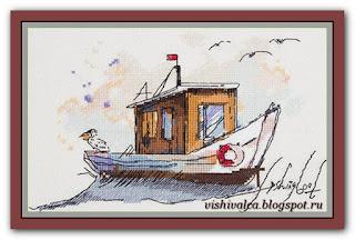 """Panna MT-1940 """"Рыбацкая лодка"""""""