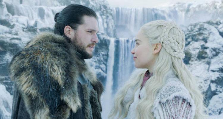 Juego de Tronos 8x01: Jon y Daenerys