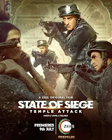State of Siege: Temple Attack (2021) Hindi Full Movie Watch Online Movies