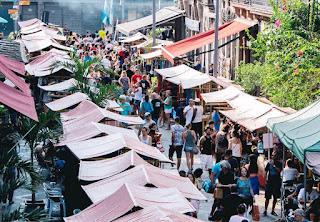 Feira do Lavradio faz homenagem ao Dia Nacional da Cultura na edição de novembro
