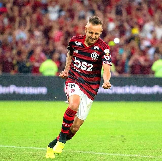 Esporte: Flamengo acerta a volta de Rafinha