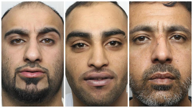 Three men jailed over plot to 'peddle filthy drugs' on Bradford's streets