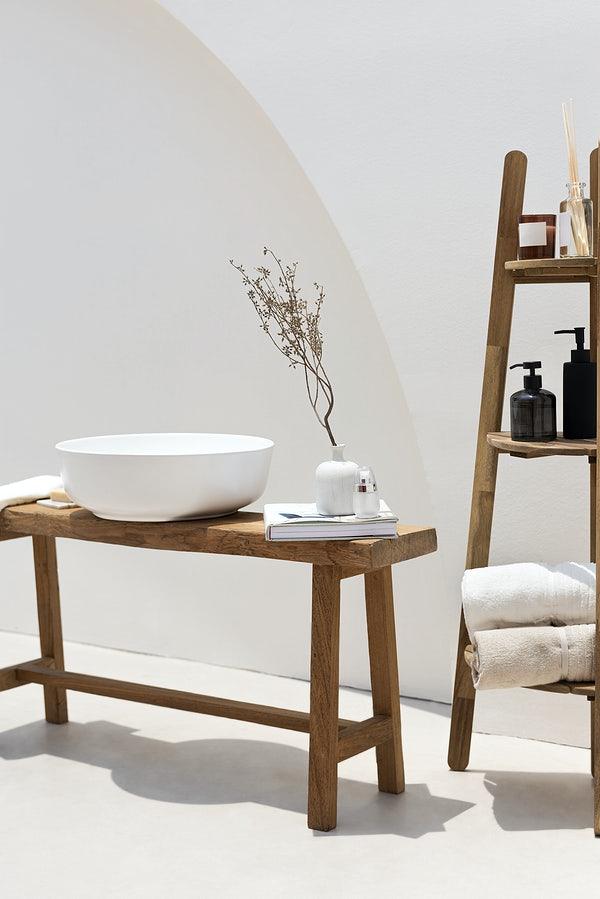 styl japandi łazienka