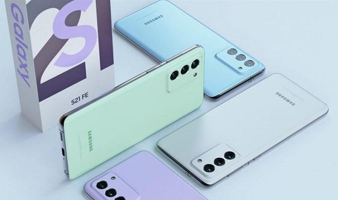 Samsung Galaxy S21 Fe 1